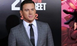 Channing Tatum confirma su interés en interpretar a Gambito en 'X-Men: Apocalypse'