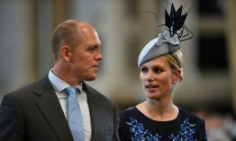Zara Phillips, nieta mayor de Isabel II, pierde al hijo que esperaba