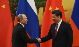 China y Rusia estrechan vínculos ante creciente tensión con Occidente
