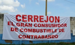 Paro de Venta de Combustible legal en la Guajira