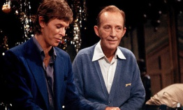 [Clásico Telúrico] David Bowie & Bing Crosby - Little Drummer Boy / Peace On Earth (1977)
